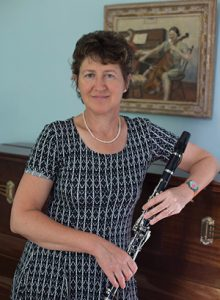 <strong>Annamarie Bam</strong></br>CLARINET