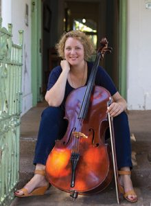 <strong>Marelise Diener</strong></br>CELLO
